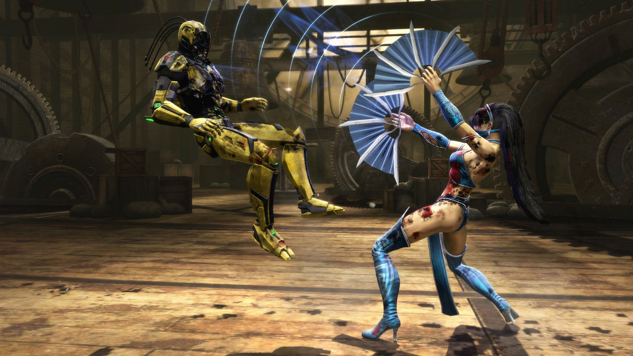 MKWarehouse Mortal Kombat 9 Fatalities and Babalities List