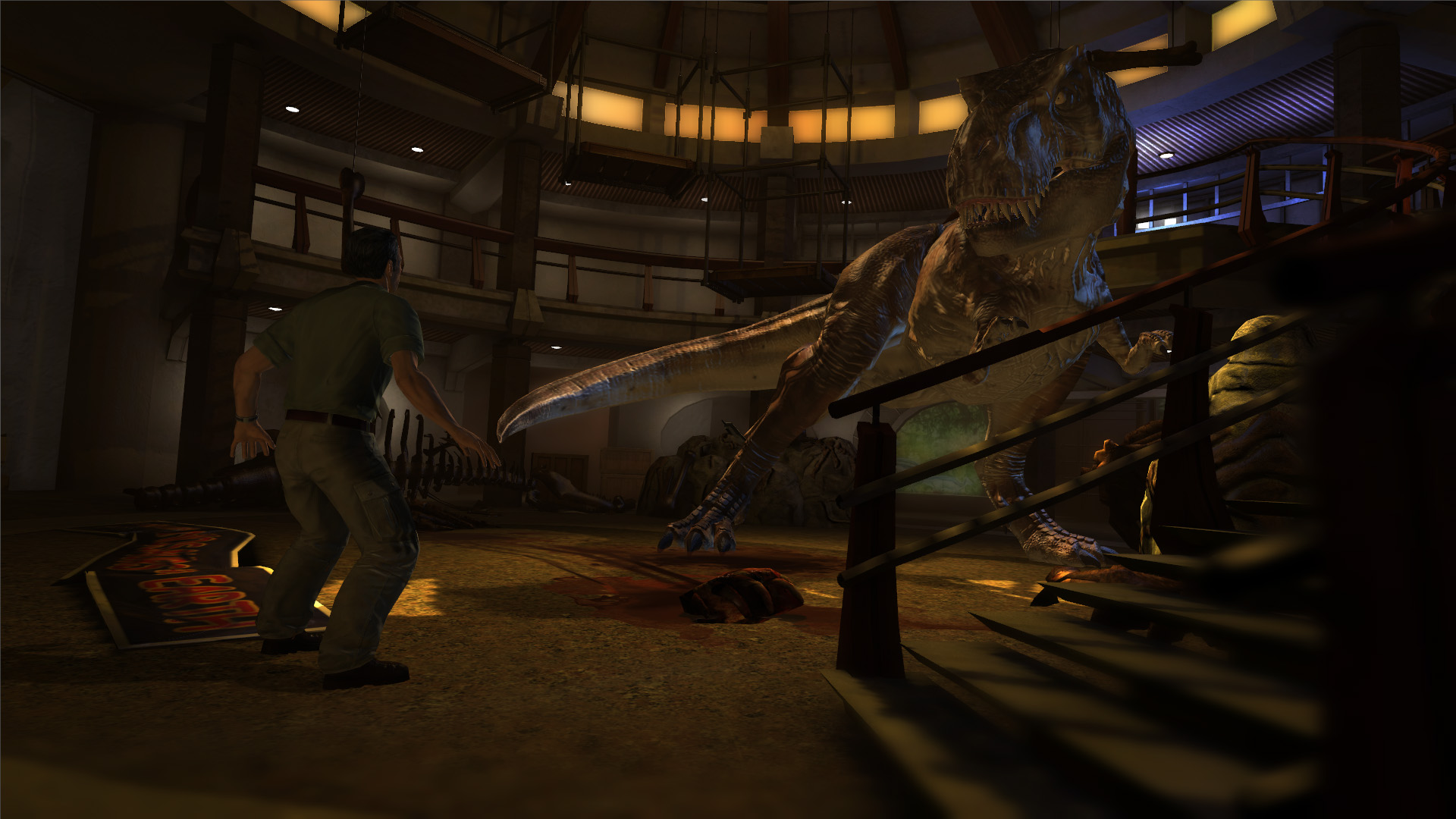 jurassic park the game 2 – Capsule Computers – Gaming ...