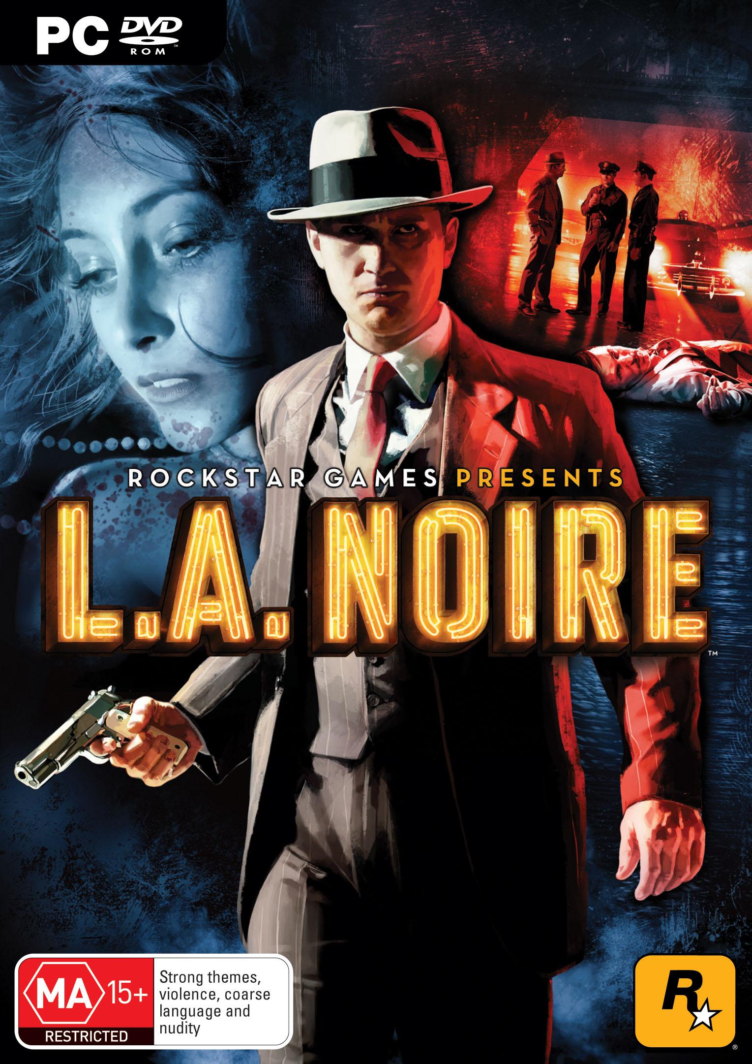 L.A. Noire - poradnik do gry  PL